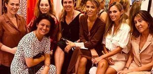 Post de Cónclave de aristócratas en la inauguración de la tienda de Laura Vecino en Madrid