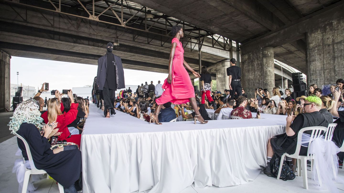 Haute Couture by Vetements. (EFE)