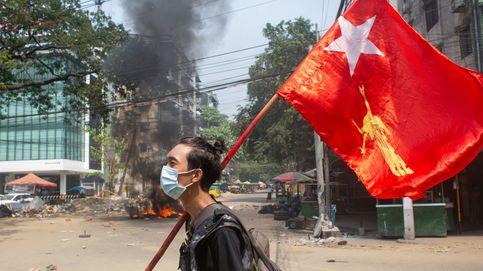 Aumenta la represión en Myanmar: más de 90 fallecidos en las protestas contra los militares