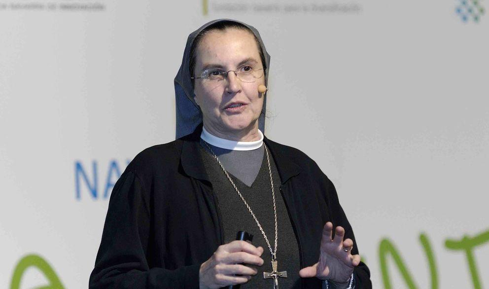 Foto: Montserrat del Pozo estudió Filosofía y Letras, tiene un máster en Psicología y Gestión Familiar y estudió en la Universidad de Harvard.