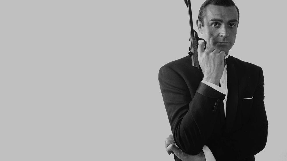 Foto: Sean Connery como James Bond, en la primera encarnación cinematográfica del personaje.