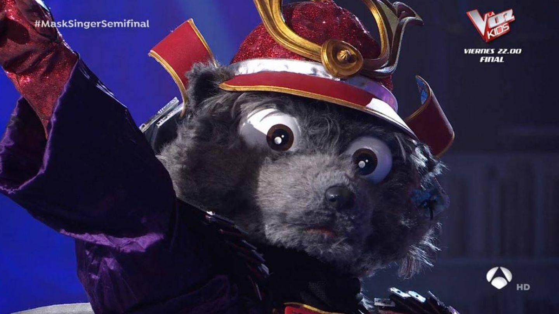 'Erizo', en 'Mask Singer'. (Atresmedia Televisión)