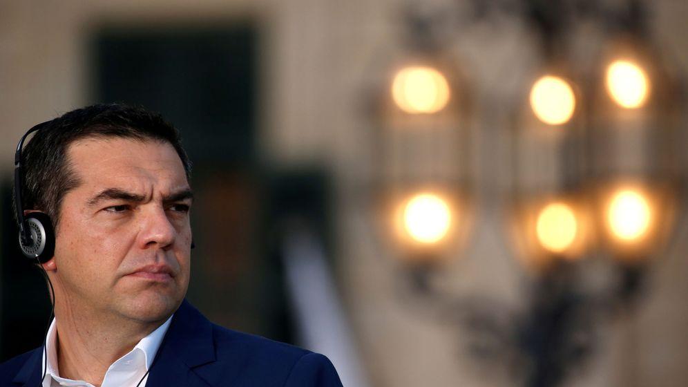 Foto: Alexis Tsipras. (Reuters)