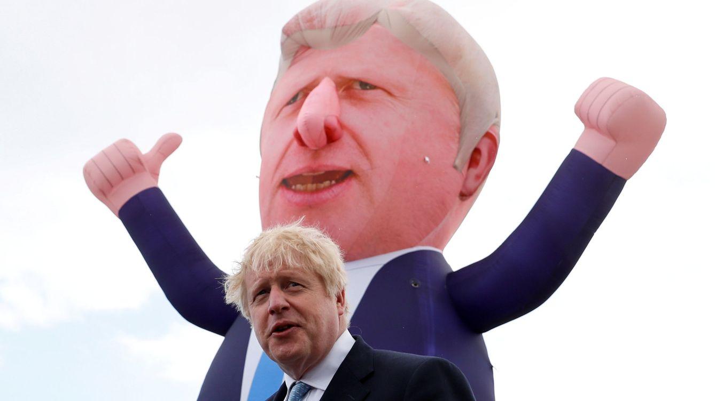 Hay Boris para rato: Johnson destroza el Muro Rojo del laborismo