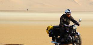 Post de Villa Cisneros: destino final del viaje por el Sahara