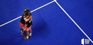 Post de La irrupción de Belasteguín y Tapia en el Estrella Damm Master Final