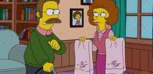 Post de Descubierta la razón de la muerte de Maude Flanders en 'Los Simpson'