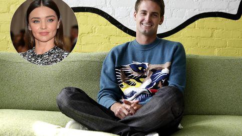 Miranda Kerr ya tiene novio: Evan Spiegel, fundador de Snapchat