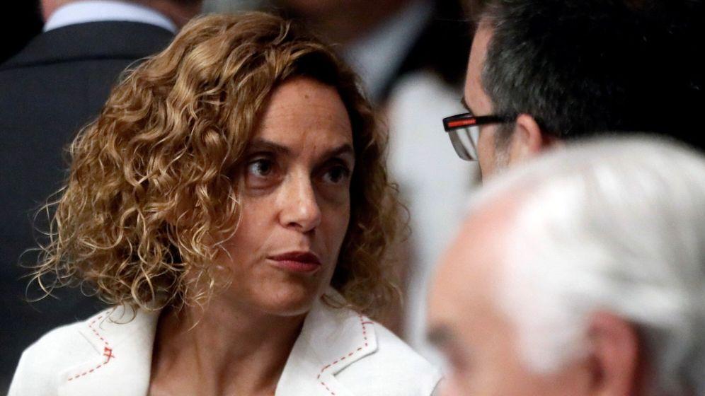 Foto: La ministra de Política Territorial, Meritxel Batet. (EFE)