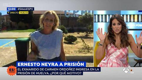 La Guardia Civil echa a 'Espejo Público' de la cárcel donde está ingresado Neyra