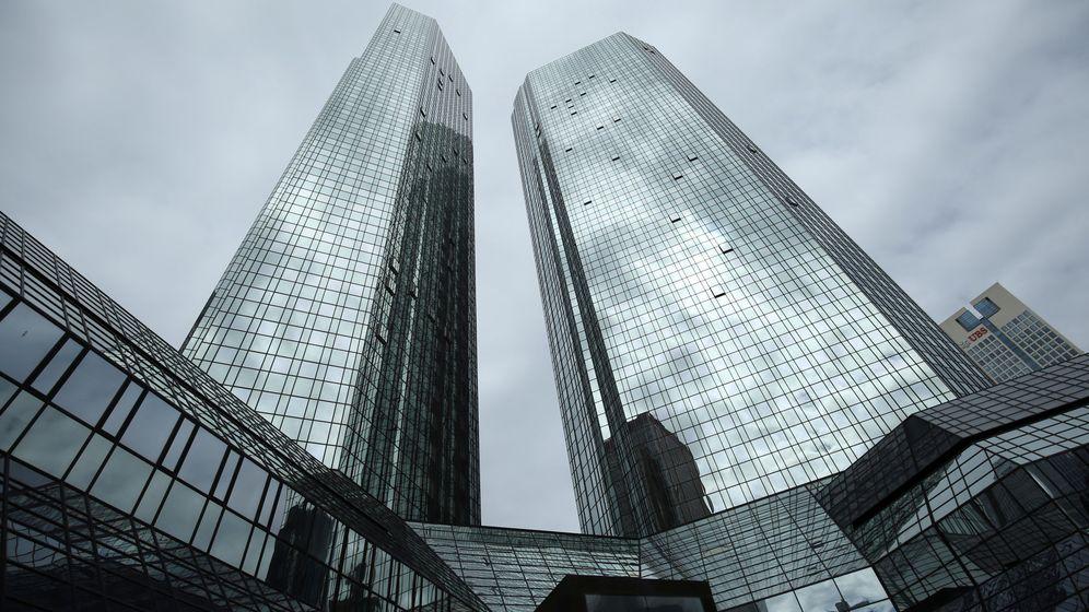 Foto: La sede de Deutsche Bank en Alemania. (Reuters)