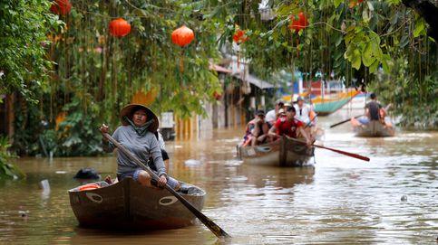 Una aldea vietnamita patrimonio de la UNESCO, bajo las aguas