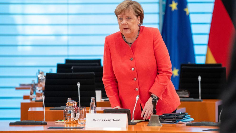 Merkel avisa: Los implicados en el Brexit tendrán que buscar una salida ordenada