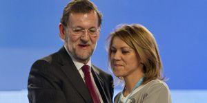 Foto: Rajoy convierte a Cospedal en 'la Soraya' del partido al entregarla el control del 'aparato'