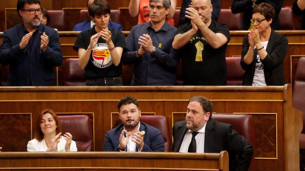 Foto: El líder de ERC, Oriol Junqueras. (EFE)