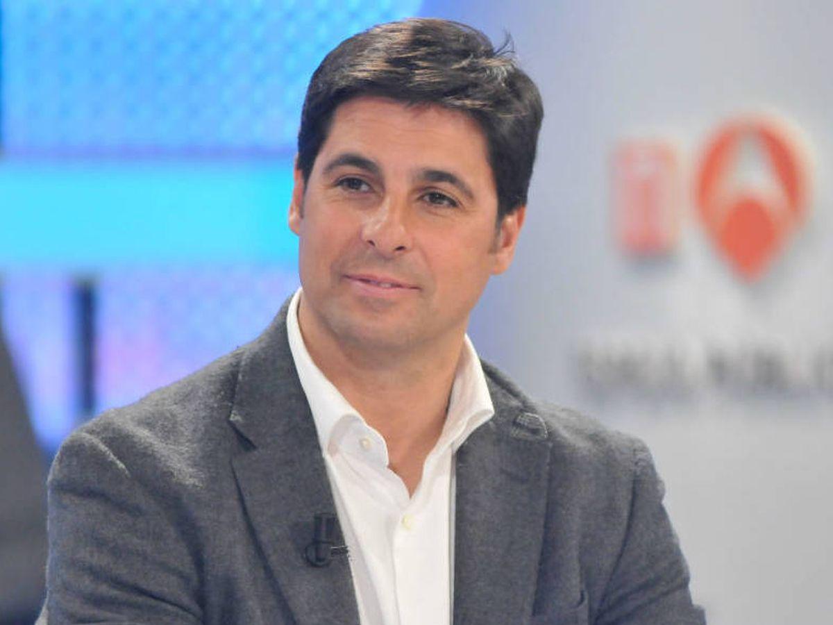 Foto: Fran Rivera, en 'Espejo público'. (Atresmedia Televisión)
