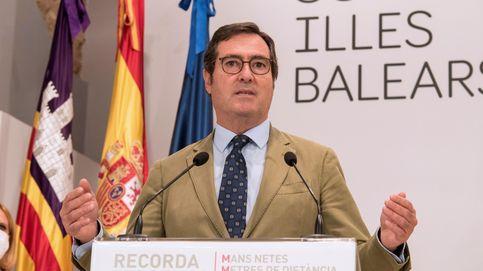 Garamendi pide al Gobierno el coste de los ERTE y que deje aparcada la reforma laboral
