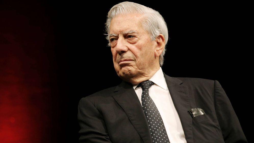 Foto: Vargas Llosa en una imagen de archivo.(Getty)