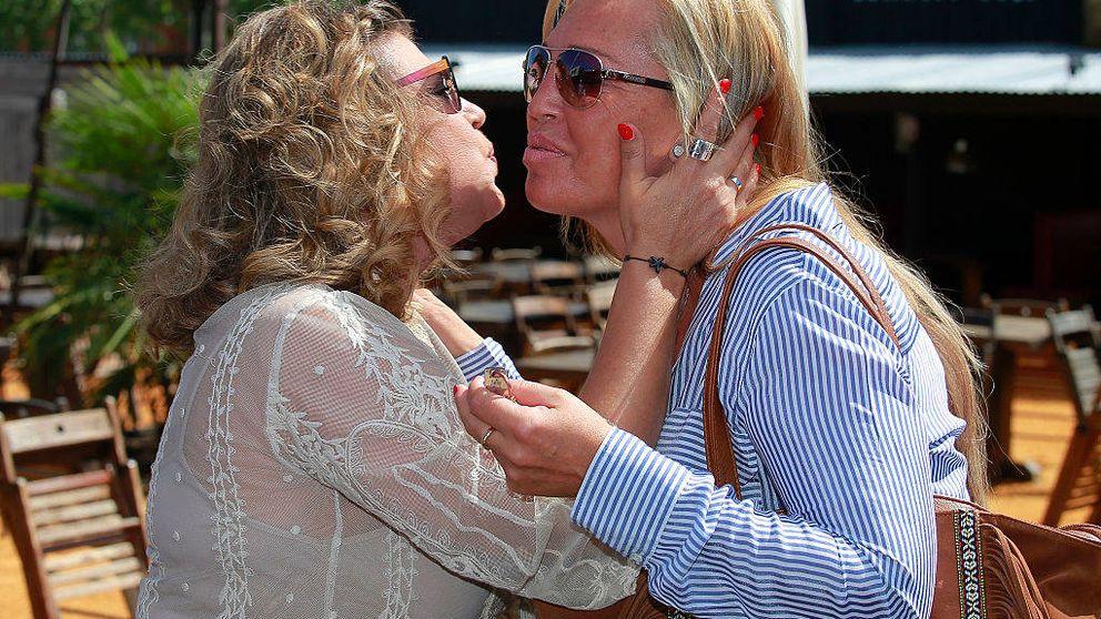 Belén Esteban: la sorpresa para Terelu y varias detenciones policiales en su boda