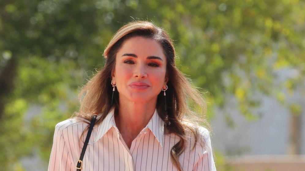Foto: La reina Rania de Jordania. (EFE)