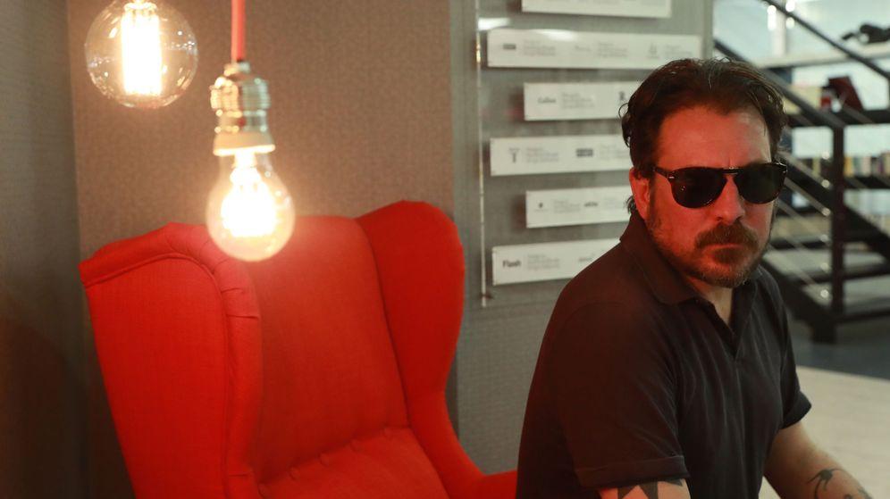 Foto: Ray Loriga publica 'Rendición'. (EFE)