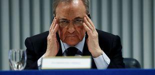 Post de La sospechosa calma de Florentino Pérez para dar un zarpazo