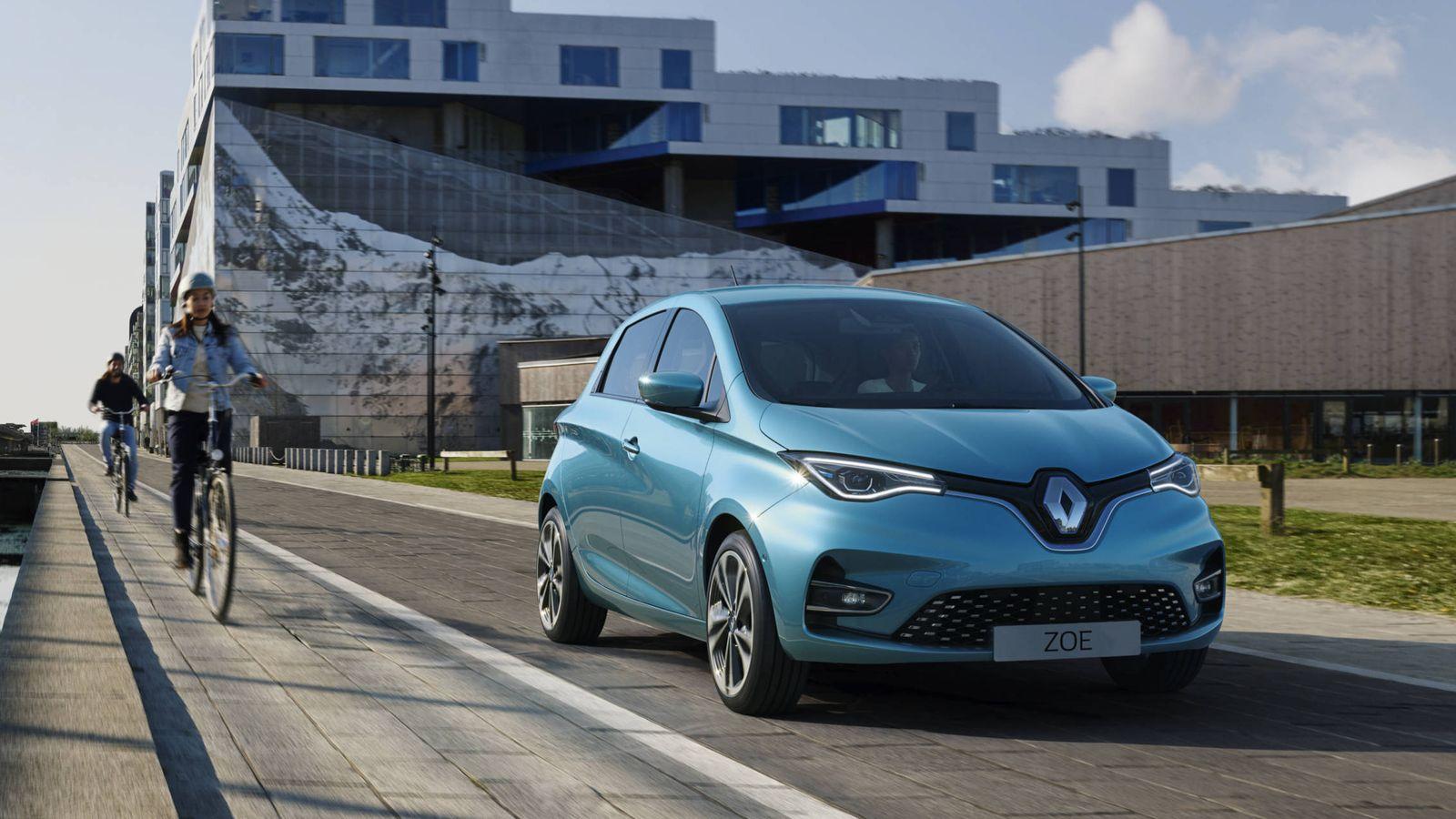 Foto: La actual es la tercera generación del Renault Zoe. (Foto: Renault)