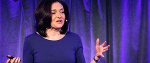 Foto: Haced como yo: El polémico libro de autoayuda  de la directiva  de Facebook