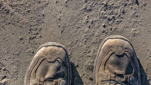 Cómo limpiar bien los zapatos cuando llegan sucios de la calle