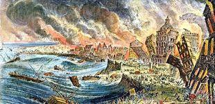 Post de Sodoma y Gomorra en el Tajo: el terremoto que destruyó Lisboa y golpeó a la Ilustración