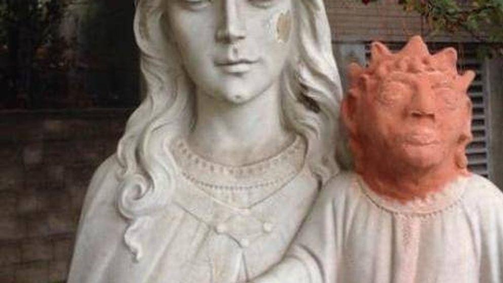 La sorprendente restauración del Niño Jesús de Ontario