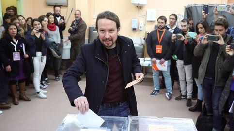 Elecciones generales 2019: Pablo Iglesias vota y tiende la mano al PSOE: Reproches atrás