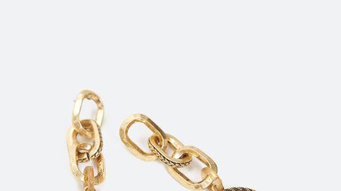 Estos pendientes de Uterqüe fascinarán a las que adoran todo lo vintage