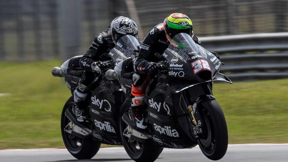 Es increíble. Por qué la revolucionaria Aprilia es la nueva sensación de MotoGP