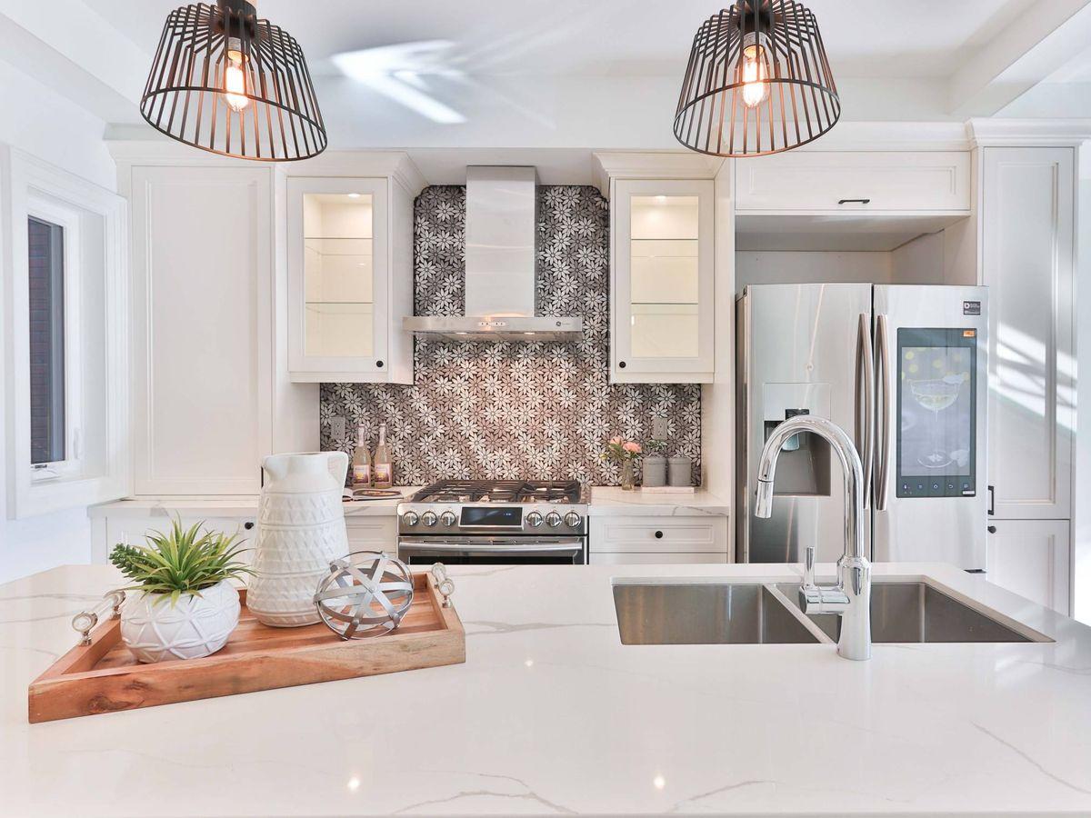 Foto: Soluciones de Leroy Merlin y Kenay Home para una cocina pequeña. (Sidekix Media para Unsplash)