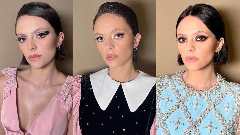 Los looks de maquillaje de Francesca Michielin. (Instagram @francesca_michielin)