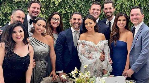 Así ha sido la espectacular boda de la hijastra de Eva Longoria
