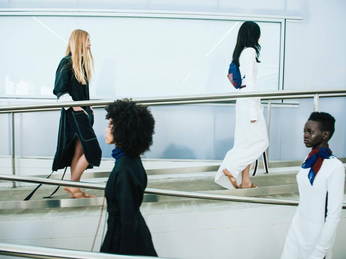 Foto: Desfile de moda. (Flaunter para Unsplash)