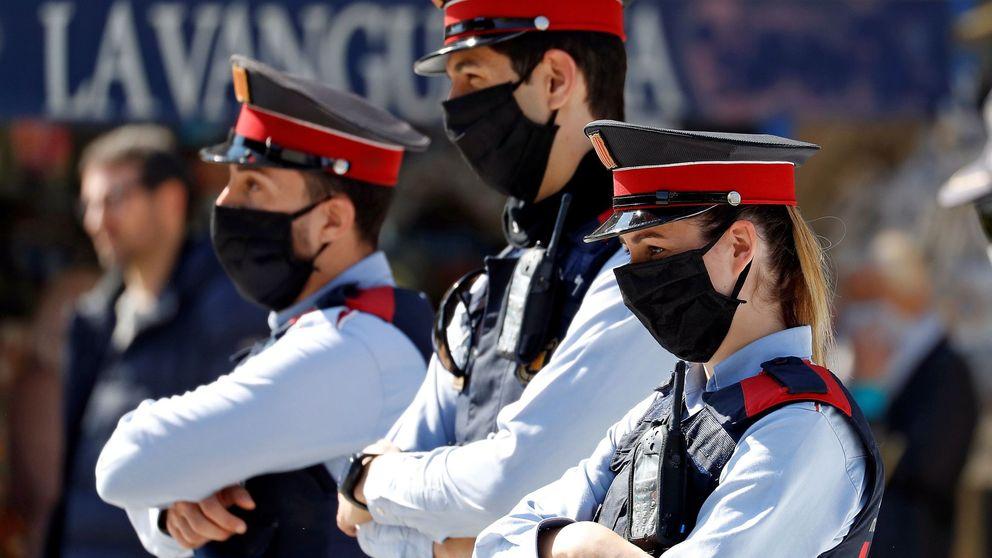 El TSJ de Cataluña ordena a la Generalitat que haga test a todos los mossos