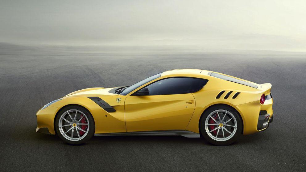 Ferrari F12 tdf, homenaje a los éxitos de la marca en el Tour de France