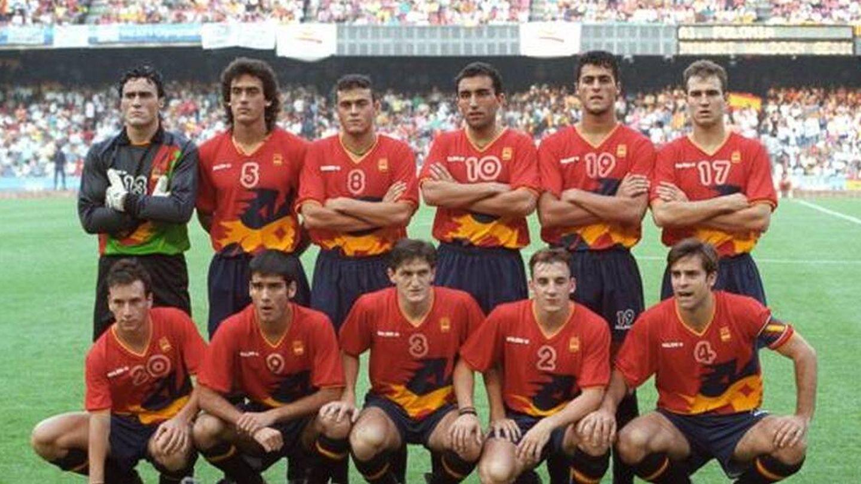 Once que ganó el oro en los Juegos de Barcelona 92.