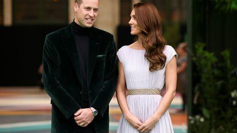 Kate Middleton, una diosa griega de Alexander McQueen con un vestido que tiene 10 años