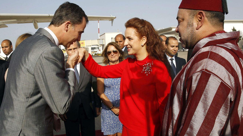 La esposa de Mohamed VI lleva un año desaparecida de la escena pública