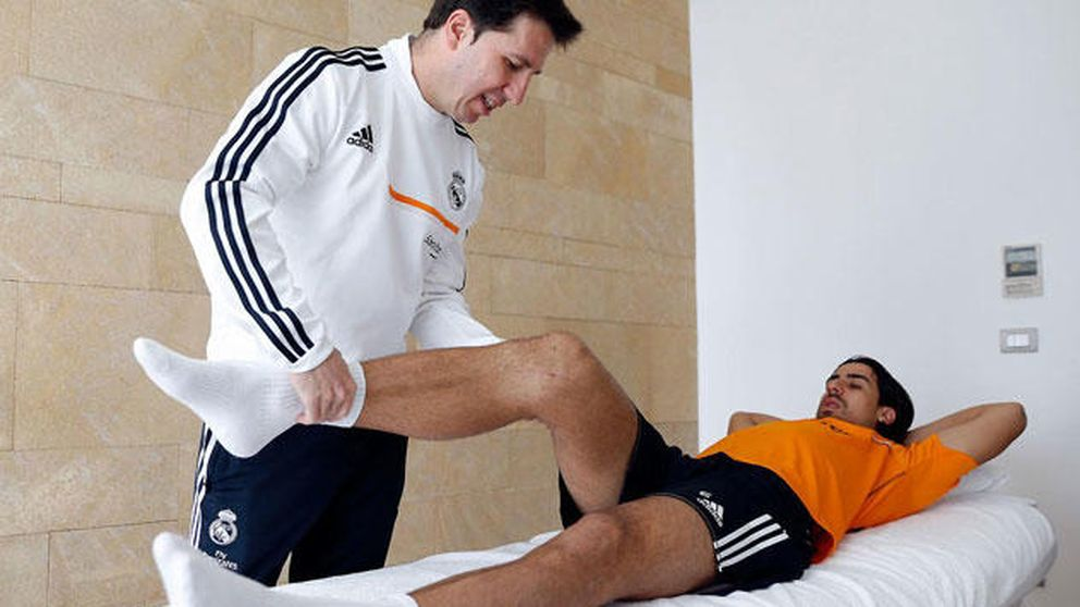 Del doctor Mou al doctor estiramientos: ¿en qué manos están los futbolistas?