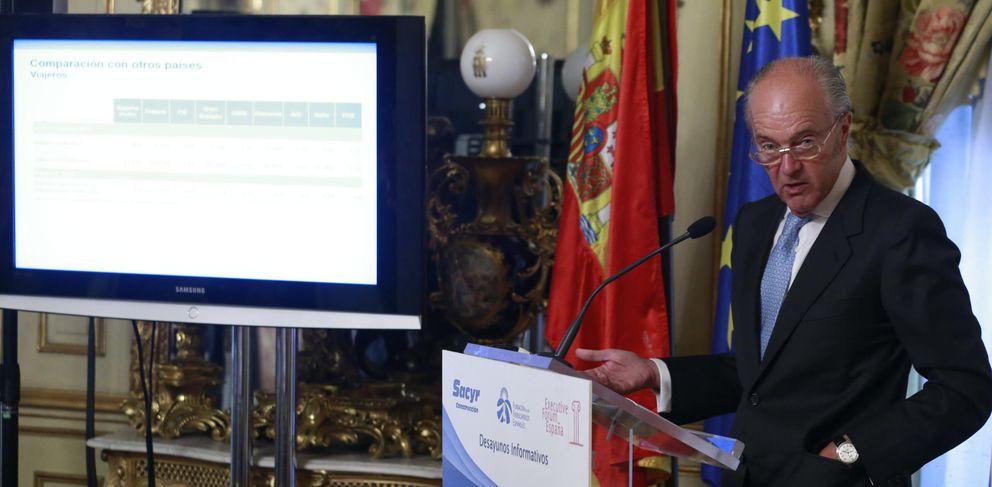 Fomento se fija en Italia para justificar una rebaja mínima del canon de Adif del 35%