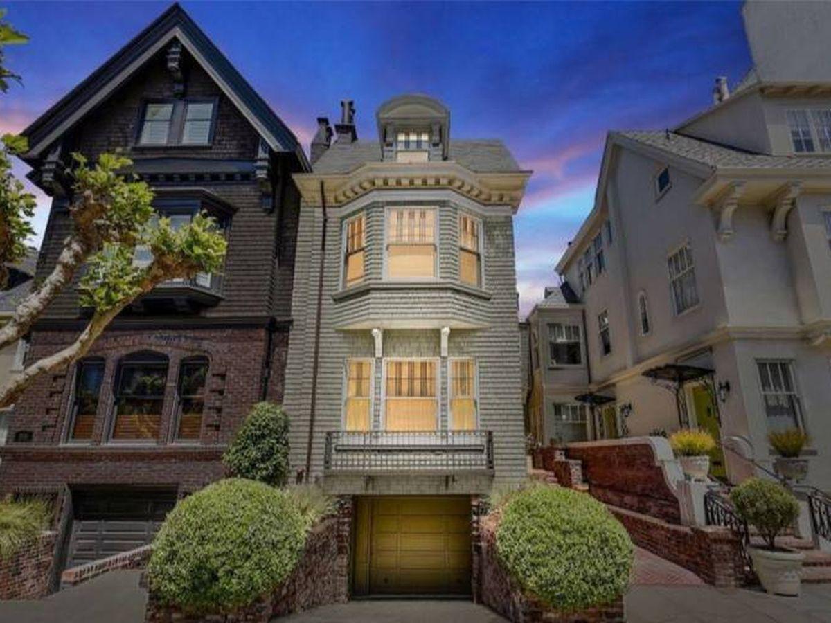 Foto:  El exterior de la mansión de Julia Roberts. (Realtor.com)