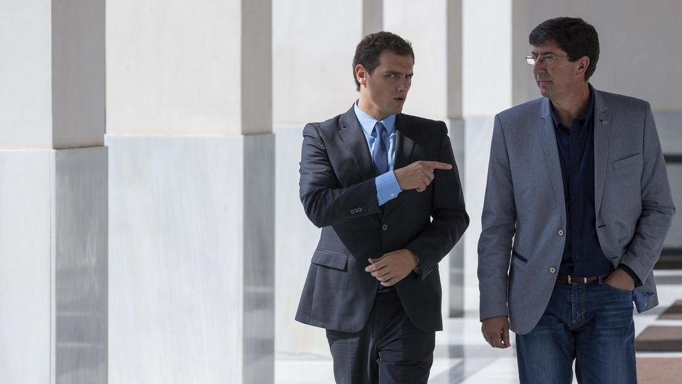 Granada pone contra las cuerdas a Rivera: deberá elegir entre PP y PSOE