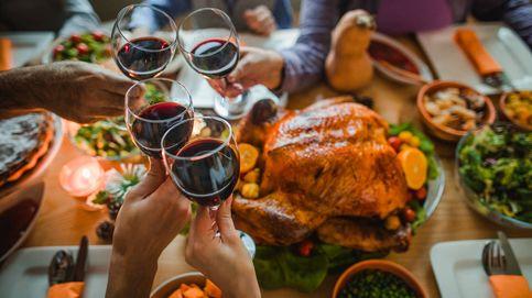 Una rica cena de Nochebuena: ¿cuántas calorías tiene en total?