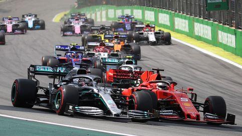 Fórmula 1 en directo: Carlos Sainz, a por la remontada en el Gran Premio de Brasil