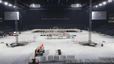 La sala de espectáculos cubierta más grande de Europa
